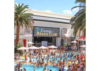 Las Vegas night club Encore Beach