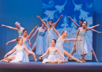 Elk Grove dance school Encore Studio of Performing Arts