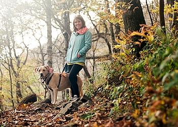 Kansas City dog walker Endless Wags