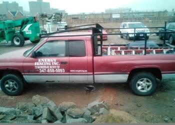 New York fencing contractor Energy Fencing