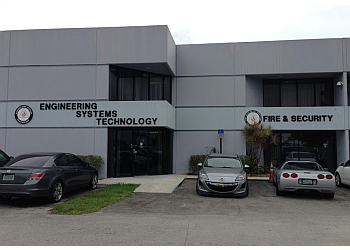 Hialeah security system Engineering Systems Technology, Inc.