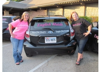 Waco house cleaning service English Maids