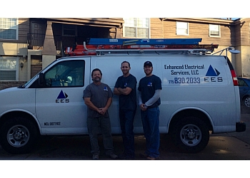 Reno electrician Enhanced Electrical Services