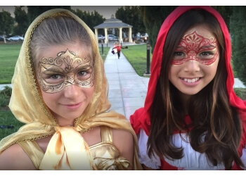Oceanside face painting Enjoy It Faces