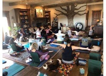 Amarillo yoga studio Enlightened Health