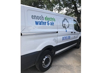 Fort Worth electrician Enoch Electric, LLC
