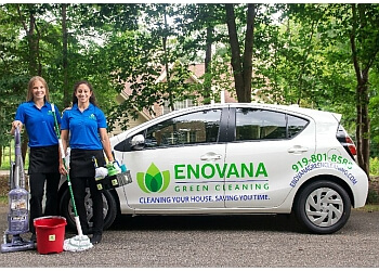 Raleigh house cleaning service Enovana Green Cleaning