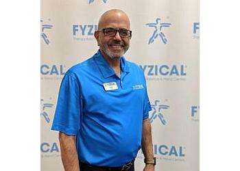 El Paso physical therapist Enrique Ceniceros, PT