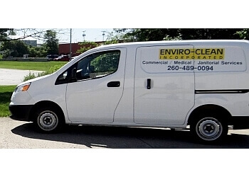 Fort Wayne commercial cleaning service Enviro-Clean Inc.