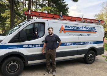 Jackson plumber Environment Masters