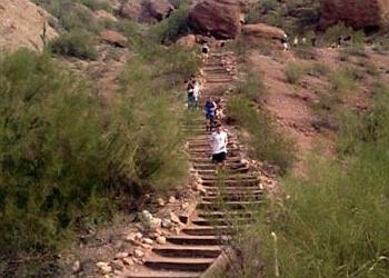 Veterans Oasis Park Trail