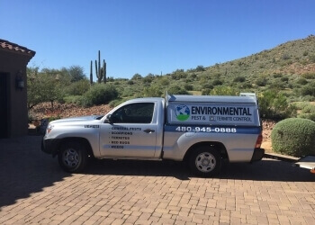 Scottsdale pest control company Environmental Pest & Termite Control