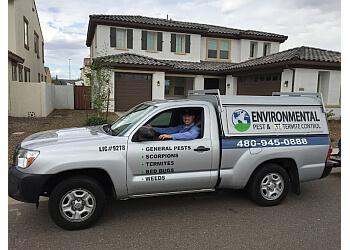 Scottsdale pest control company Environmental Pest & Termite Control