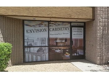 Tempe custom cabinet Envision Cabinetry LLC