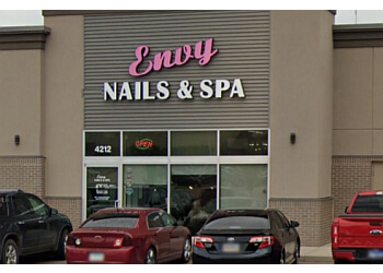 Sioux Falls nail salon Envy Nails and Spa