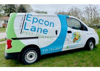 Akron pest control company Epcon Lane