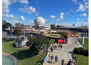 Orlando amusement park Epcot