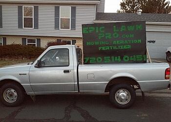 Thornton lawn care service Epic Lawn Pro