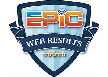 Aurora web designer Epic Web Results