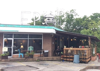 Austin cafe Epoch Coffee