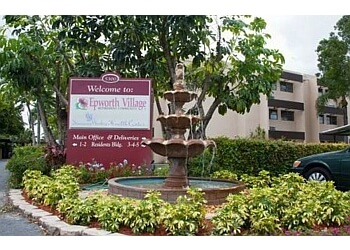 Hialeah assisted living facility Epworth Village Retirement Community