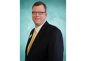 Oklahoma City real estate agent Eric Beard