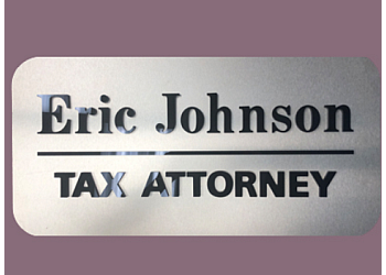 St Paul tax attorney Eric Johnson