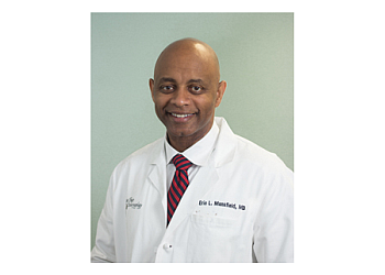 Fayetteville ent doctor ERIC MANSFIELD, MD