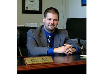 Lexington criminal defense lawyer Eric L. Ray