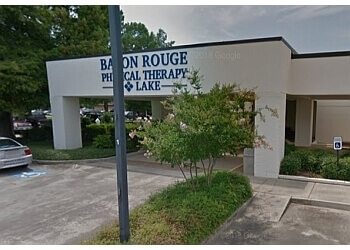 Baton Rouge physical therapist Eric.M, PT, DPT, OCS, CSCS