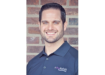 Louisville physical therapist Eric McElroy, PT, DPT, OCS, CSCS