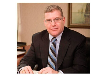 Cleveland divorce lawyer Eric R. Laubacher
