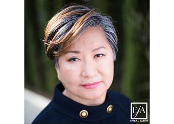 Fullerton real estate agent Erica Jeong Allen