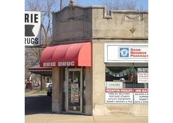 Toledo pharmacy Erie Drug