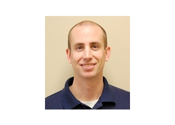 Boston physical therapist Erik Holmes, PT
