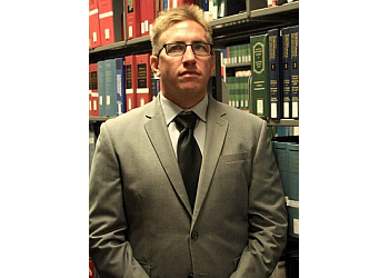 Ontario criminal defense lawyer Erik J. Hammett