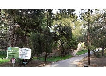 Los Angeles hiking trail Ernest E. Debs Regional Park