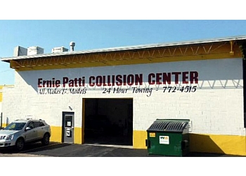 St Louis auto body shop Ernie Patti Collision Center