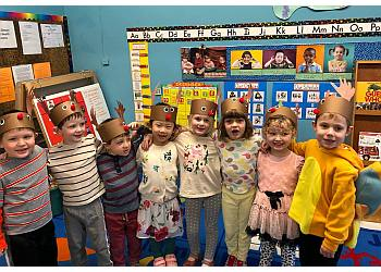 Syracuse preschool Erwin Nursery School and UPK
