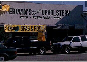Long Beach upholstery Erwin's Custom Interiors