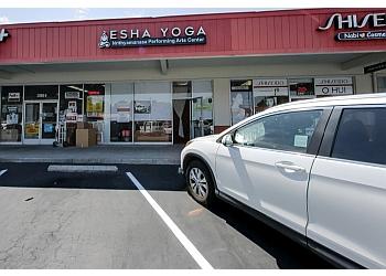 Santa Clara yoga studio Esha Yoga