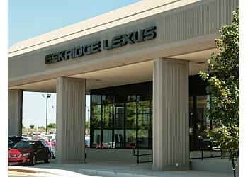 Oklahoma City car dealership Eskridge Lexus of Oklahoma City