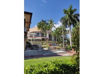 Fort Lauderdale public park Esplanade Park