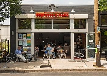 Pittsburgh cafe Espresso A Mano