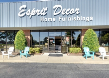Chesapeake furniture store Esprit Decor Home Furnishings