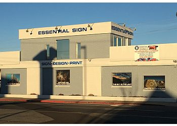 Reno sign company Essential Sign