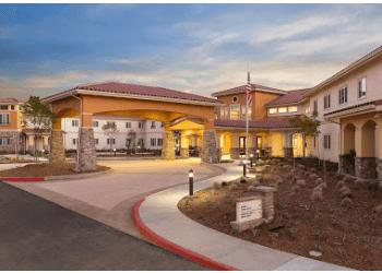 Corona assisted living facility Estancia Del Sol