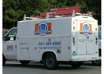 Atlanta hvac service Estes Heating & Air Conditioning