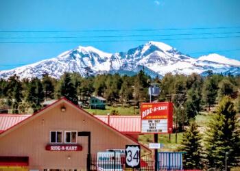 Fort Collins amusement park Estes Park Ride-A-Kart