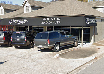 Little Rock nail salon Ethereal Nail Spa
